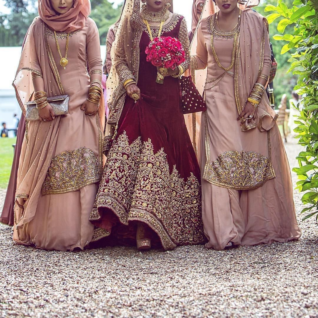 Pakistani Wedding Ideas: Pin By Arfeen Sultan On Kashmiri Bridal. In 2019