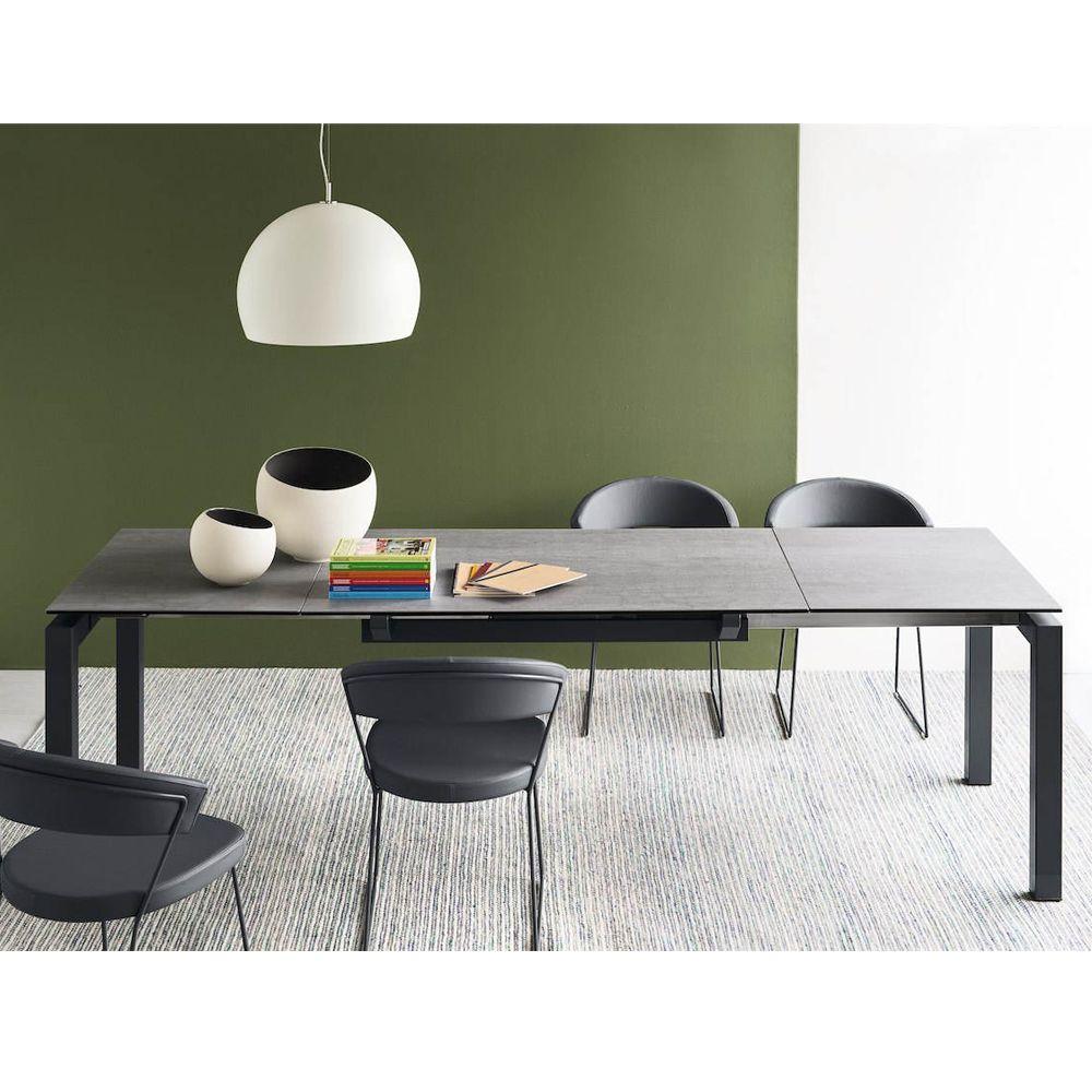 Connubia Calligaris Table Extensible 260cm Ceramique Airport Tavolo Tavoli Da Pranzo Arredamento