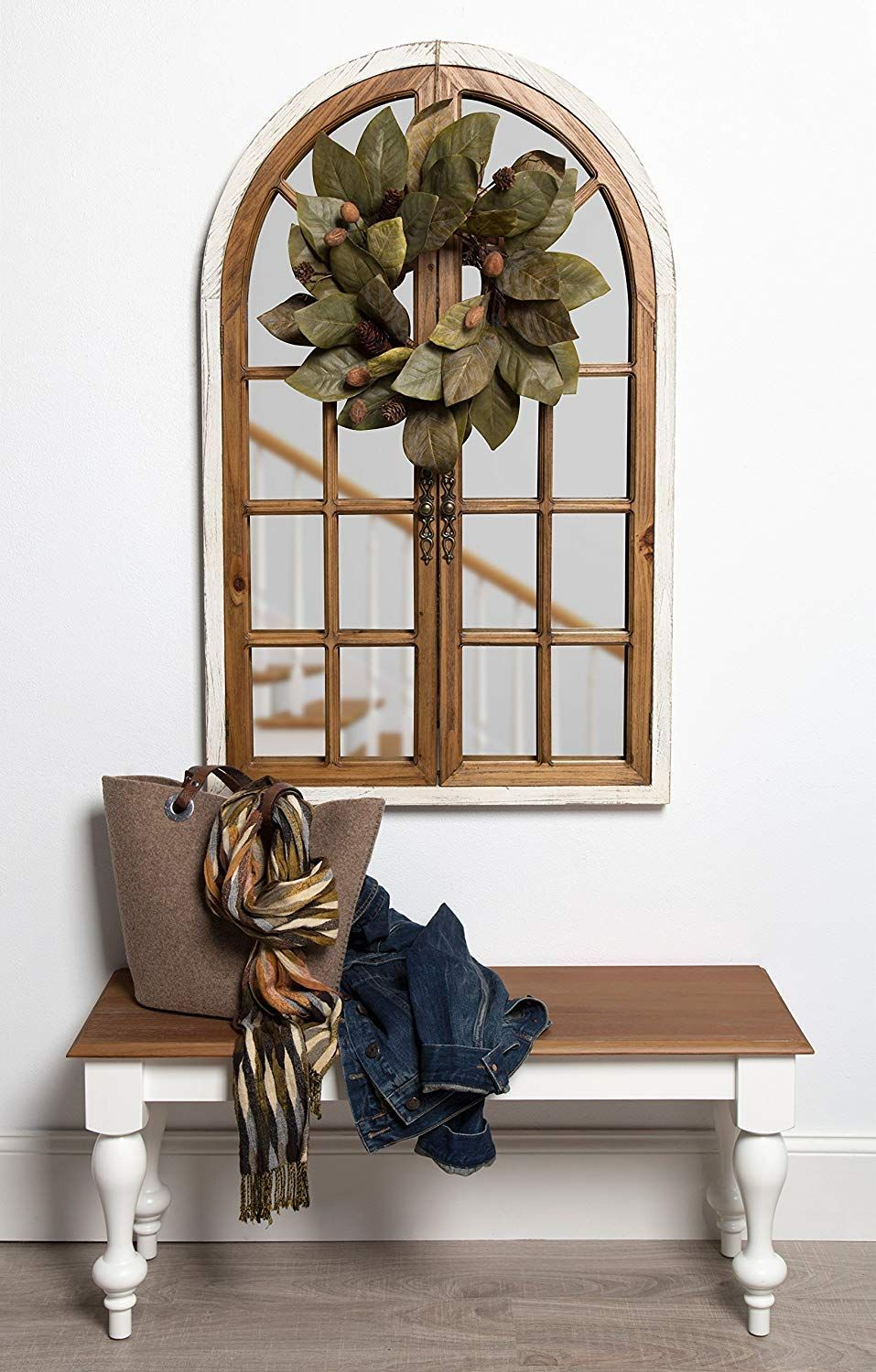 Farmhouse mirrors rustic mirrors in 2020 with images