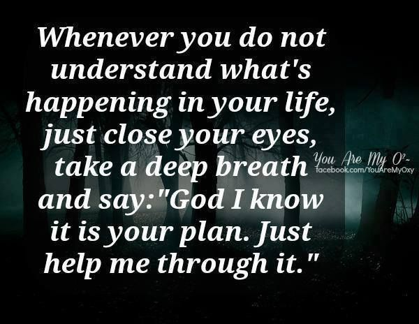 God Will Always Help You Through Quotes Inspirational Quotes