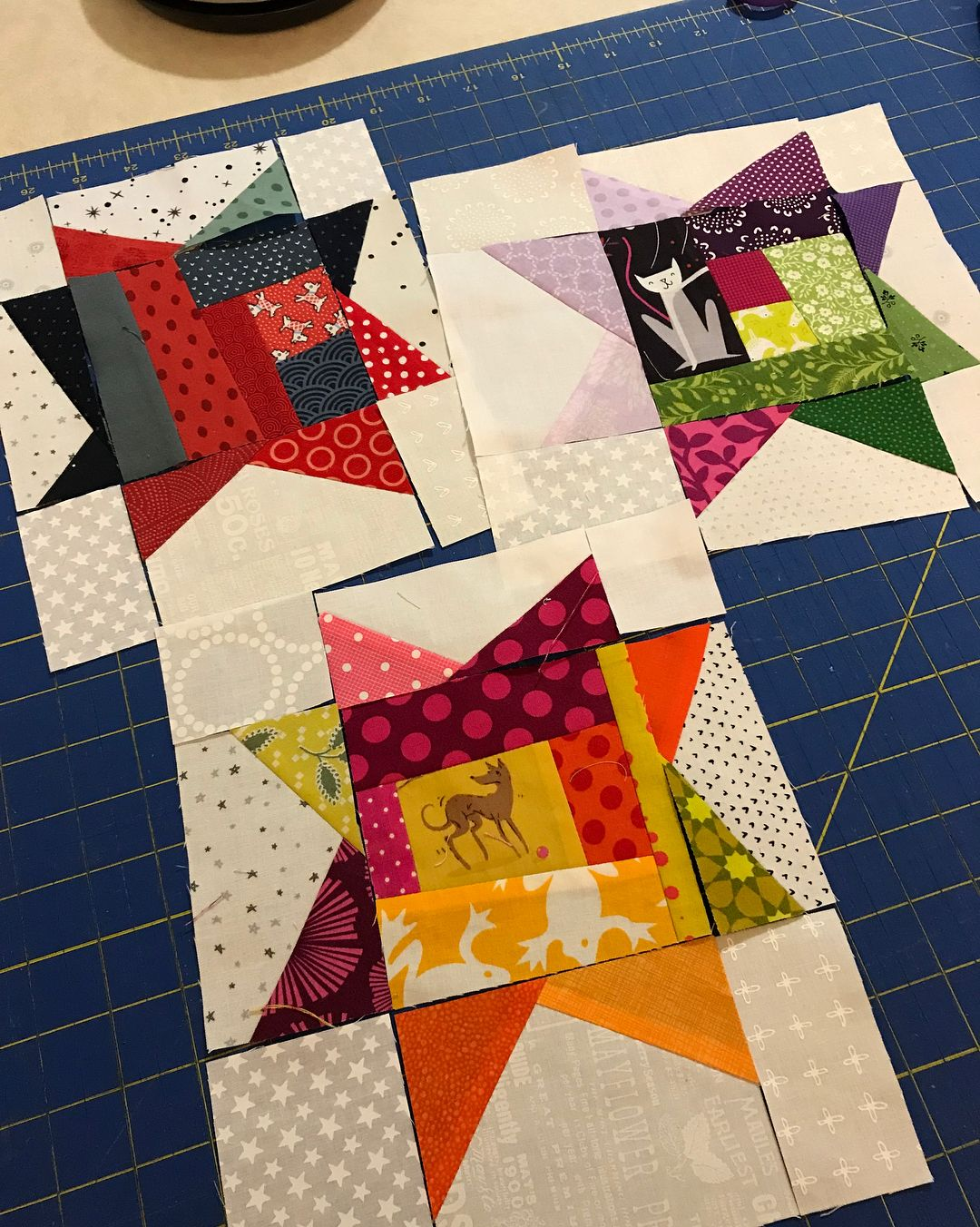 More Wonky Stars Crazy Quilts Art Quilts Scrap Quilts