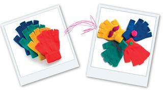 Handschoenen pimpen | Veritas