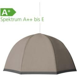 Photo of Schirmlampe Sixray beige Brunner