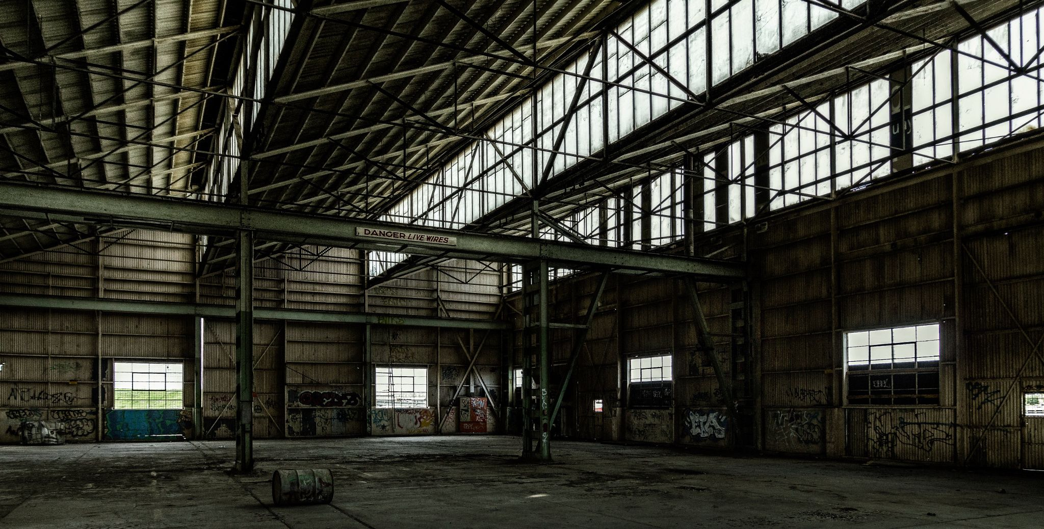 Skylights Skylight Abandoned Warehouse Abandoned Places