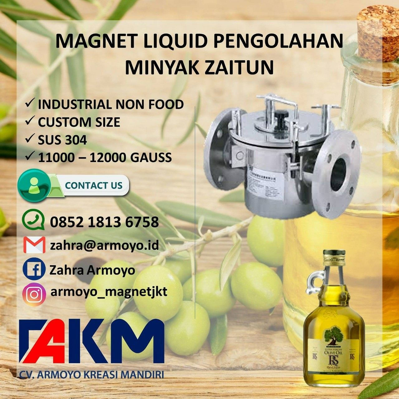 Magnet Liquid Pengolahan Minyak Zaitun Di 2020 Minyak Zaitun Zaitun Magnet