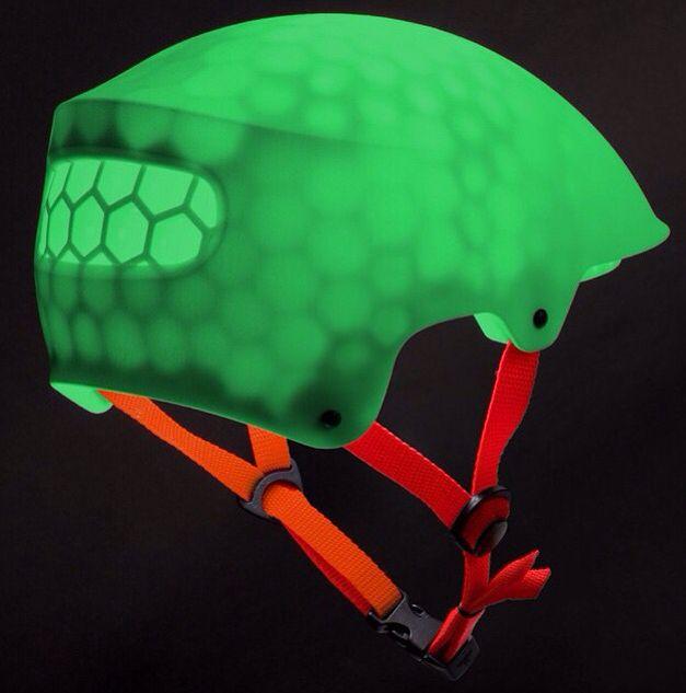 Sebastian Conran Associates 3D Printed Cycling Helmet | 3d printing