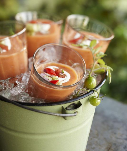 Secrets to Great Gazpacho #spanishmeals