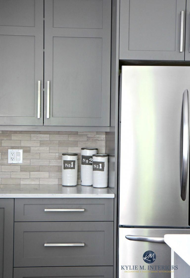 Best How To Decorate A Wall Grey Painted Kitchen Kitchen 400 x 300