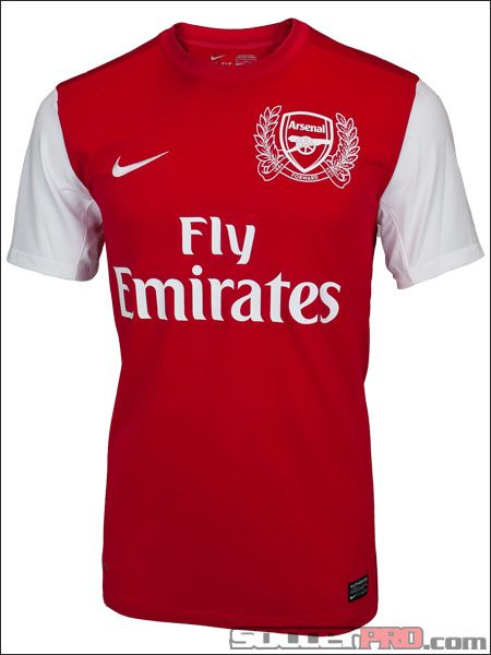 df73d00f7 The 2011-12 Arsenal Home Jersey is the one item you ll see on every Gunners   Christmas list...and it looks great with van Persie s name on the  back... 71.99