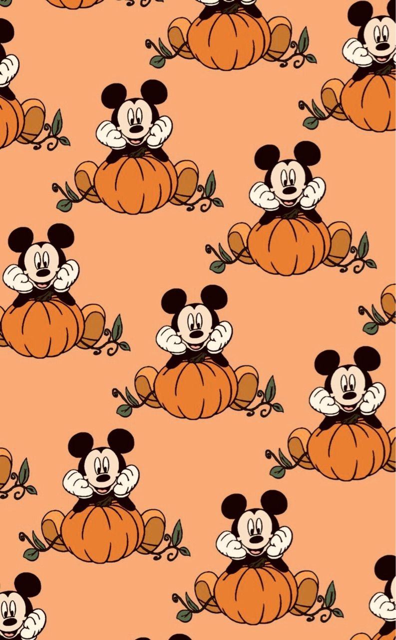 Image In Disney Collection By Disney On We Heart It Halloween Wallpaper Iphone Fall Wallpaper Disney Phone Wallpaper