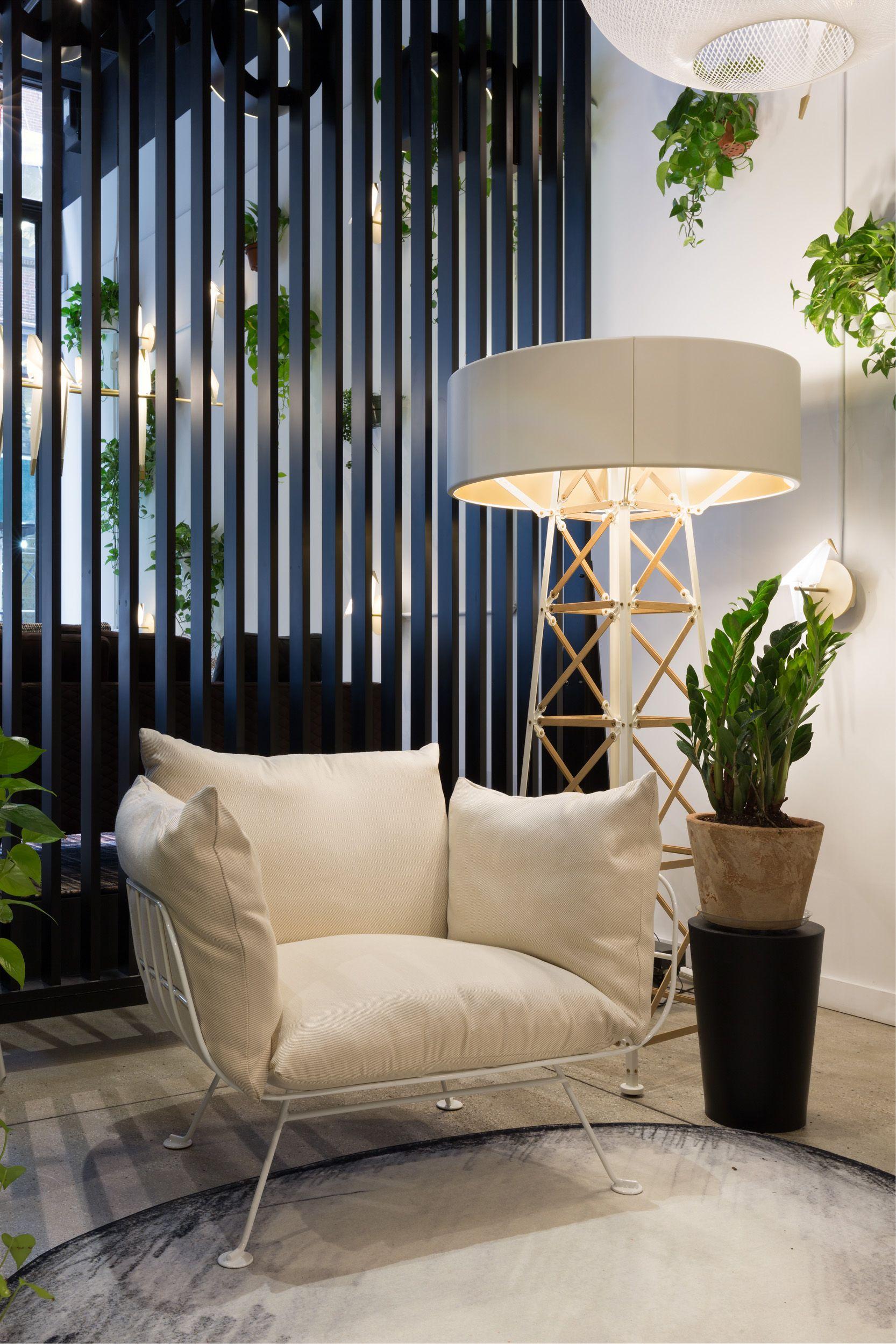 Construction Lamp By Joost Van Bleiswijk Nest Chair Perfect Living Room Moooi