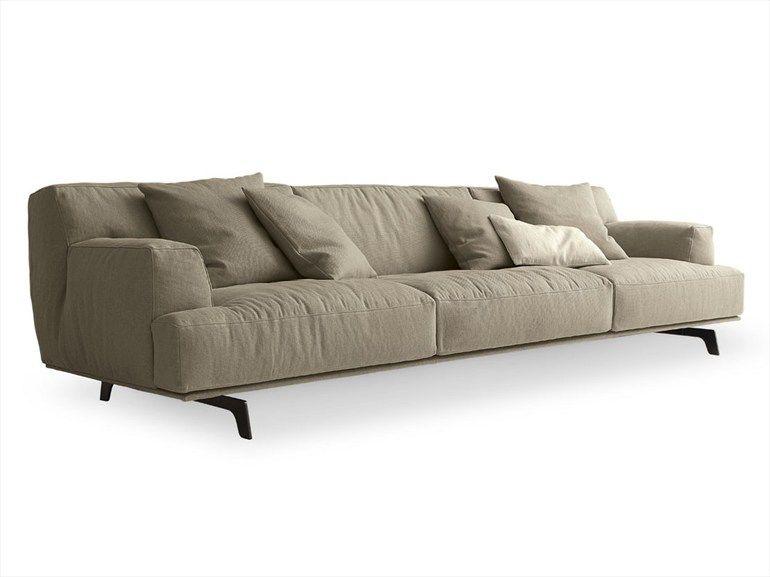 Tribeca Sofa By Jean Marie Massaud For Poliform Fabric Sofa