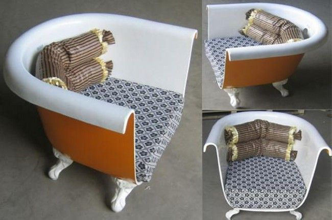 Recycled Furniture Chair Designs #recyclingfurniture