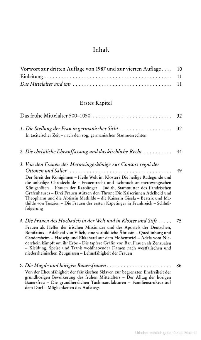 Frauen im Mittelalter - Edith Ennen - Google Books