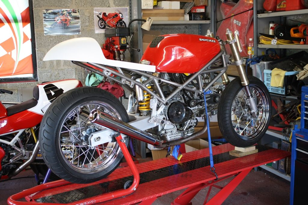 cafe racer projects | Click image for larger versionName:IMG_3871.jpgViews:9753Size:488.3 ...