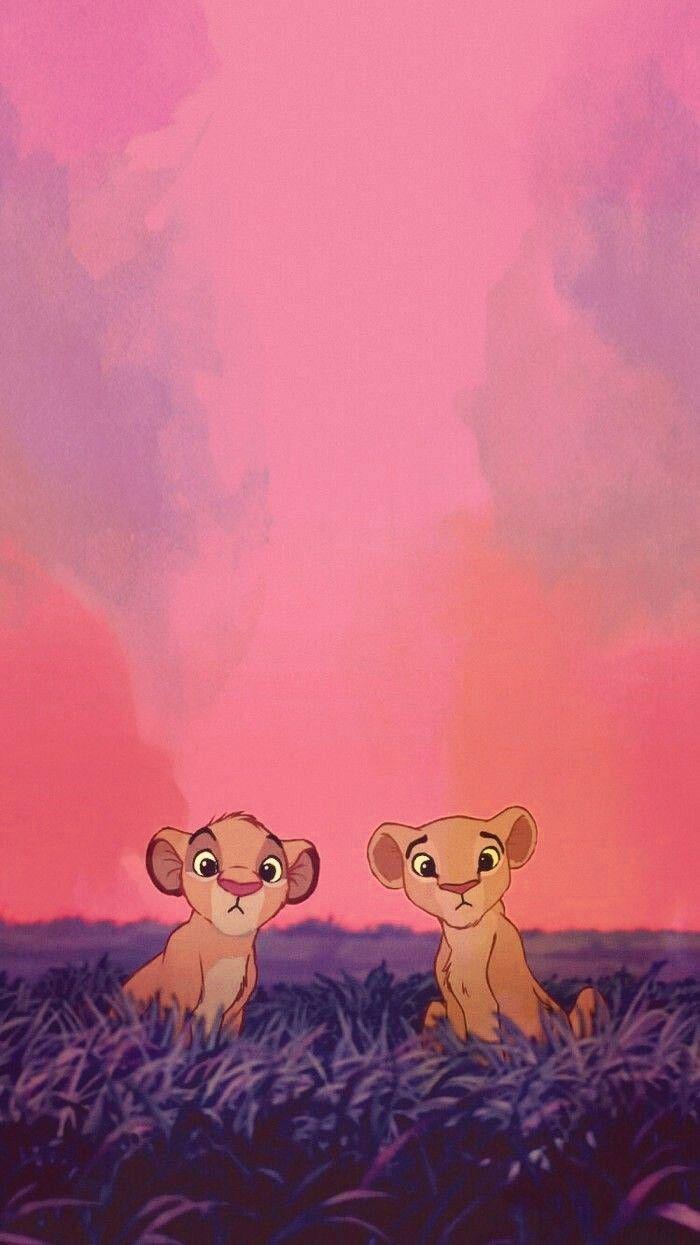 обои на телефон король лев львята звезды эстрады