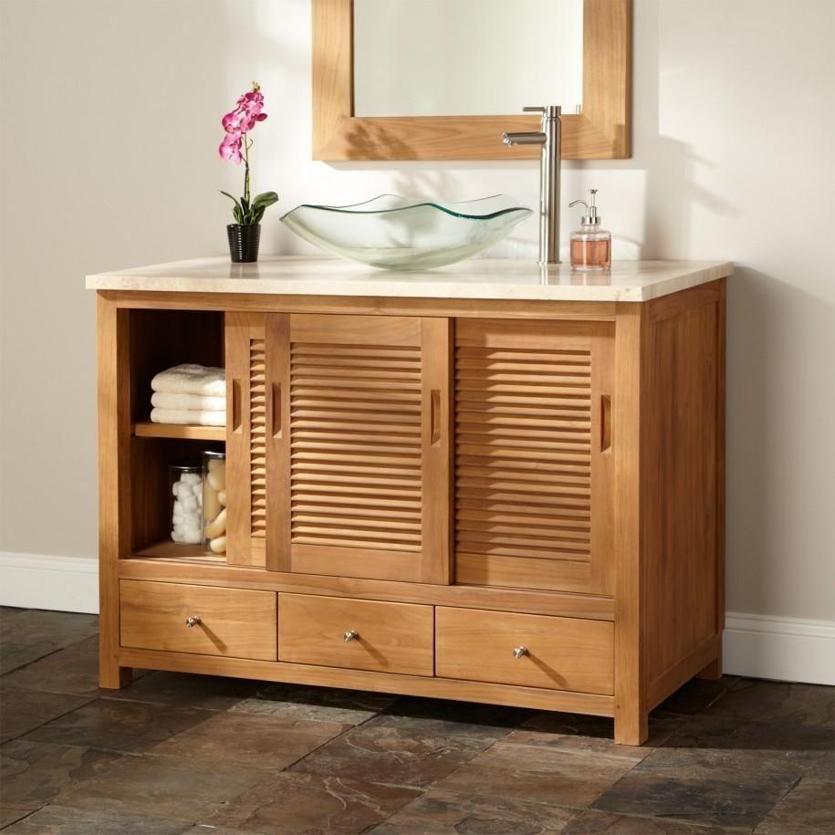 Genial Unfinished Bathroom Vanities At Menards