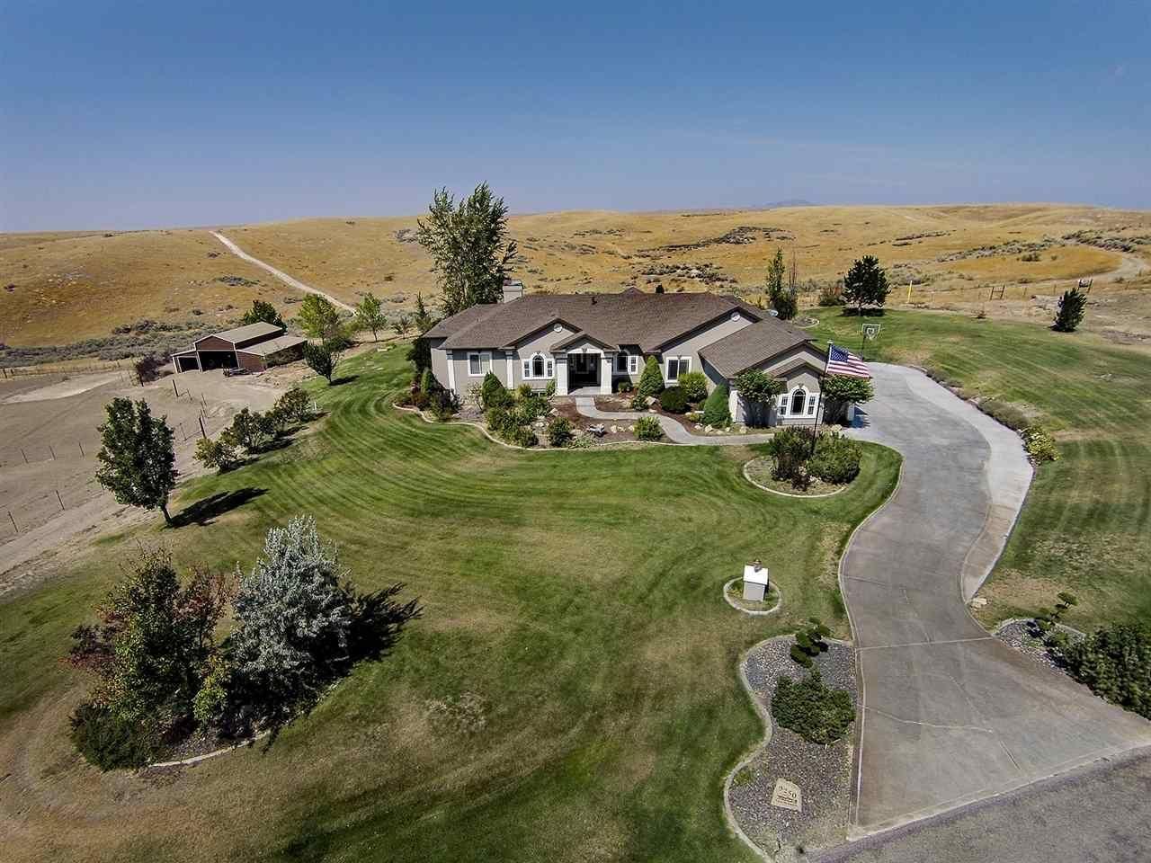 A Horse Lovers Dream In Star Idaho Keller Williams Realty Realty Boise