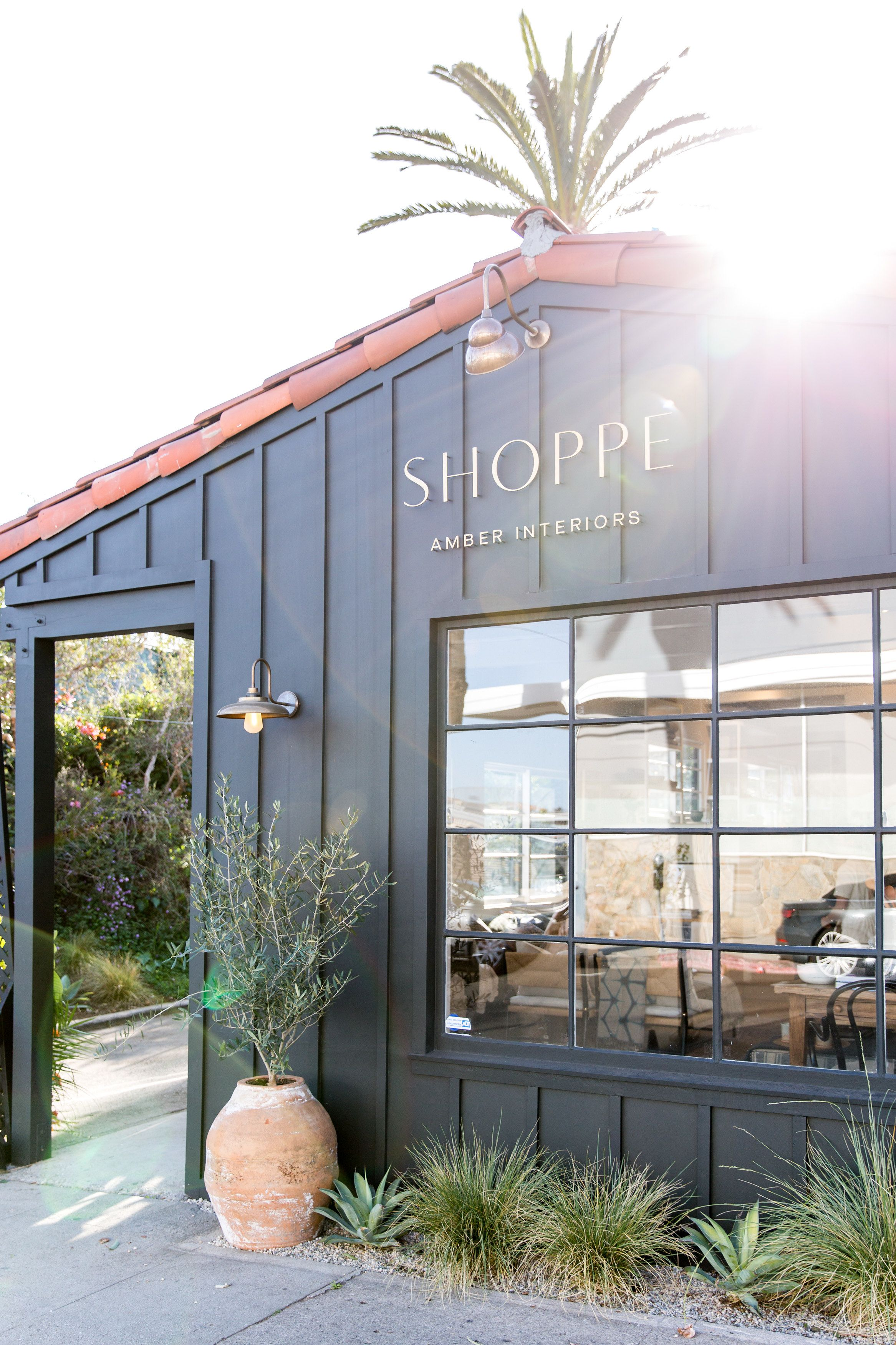 Shoppe Pacific Palisades Opening Party Amber Interiors Amber