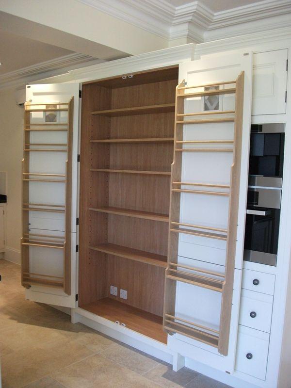 Bespoke Larder Cupboard PANTRY Pinterest Alacena, Ideas para