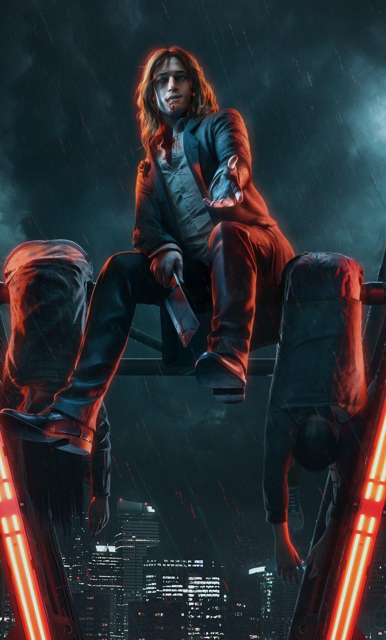 1280x2120 Vampire The Masquerade Bloodlines 2 2020 Game