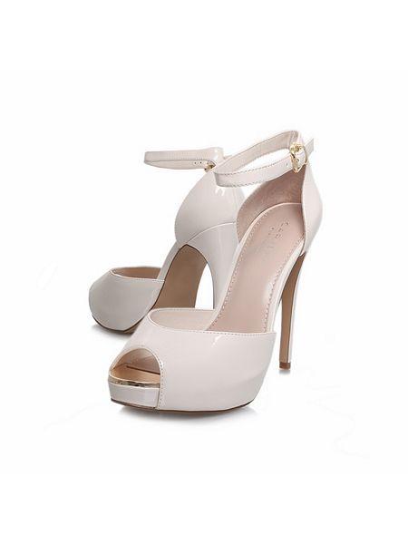 Carvela Gossip High Heel Platform Court Shoes