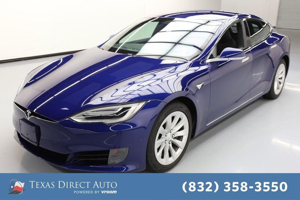 For Sale 2016 Tesla Model S 75 4dr Liftback (midyear
