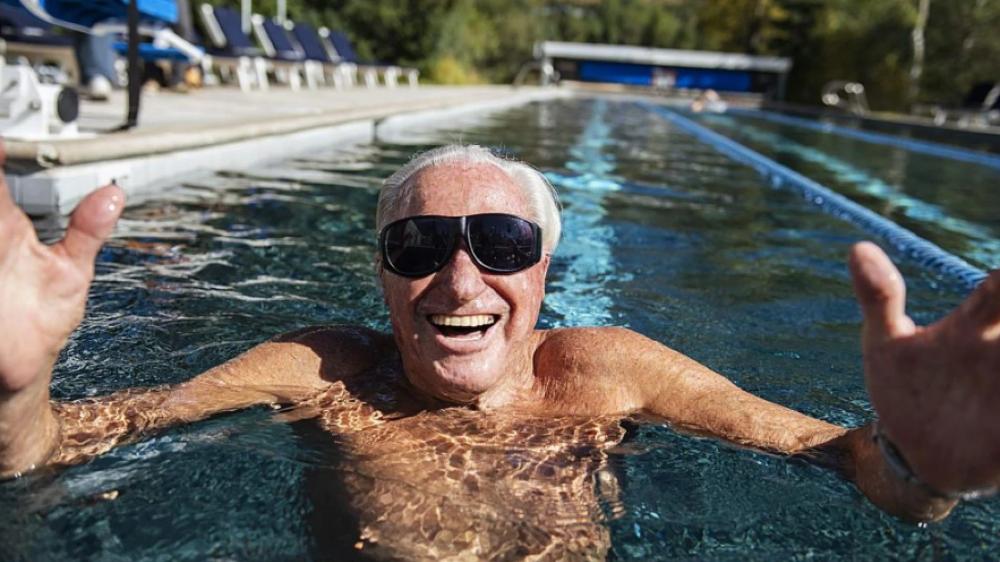 As Aspen ski icon Klaus Obermeyer turns 100, he reflects