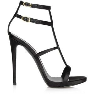 Giuseppe Zanotti Woman Buckled Cutout Suede Sandals Black Size 41 Giuseppe Zanotti rvY0F