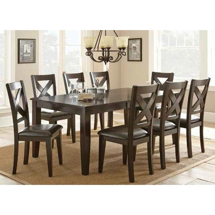 Crosspointe Dining Dining Table 4 Chairs Cp600 Conn S