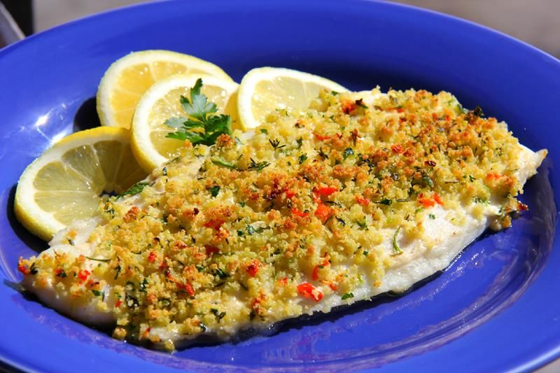 Here 39 s a delicious way to prepare fish in the oven the for Great fish recipes