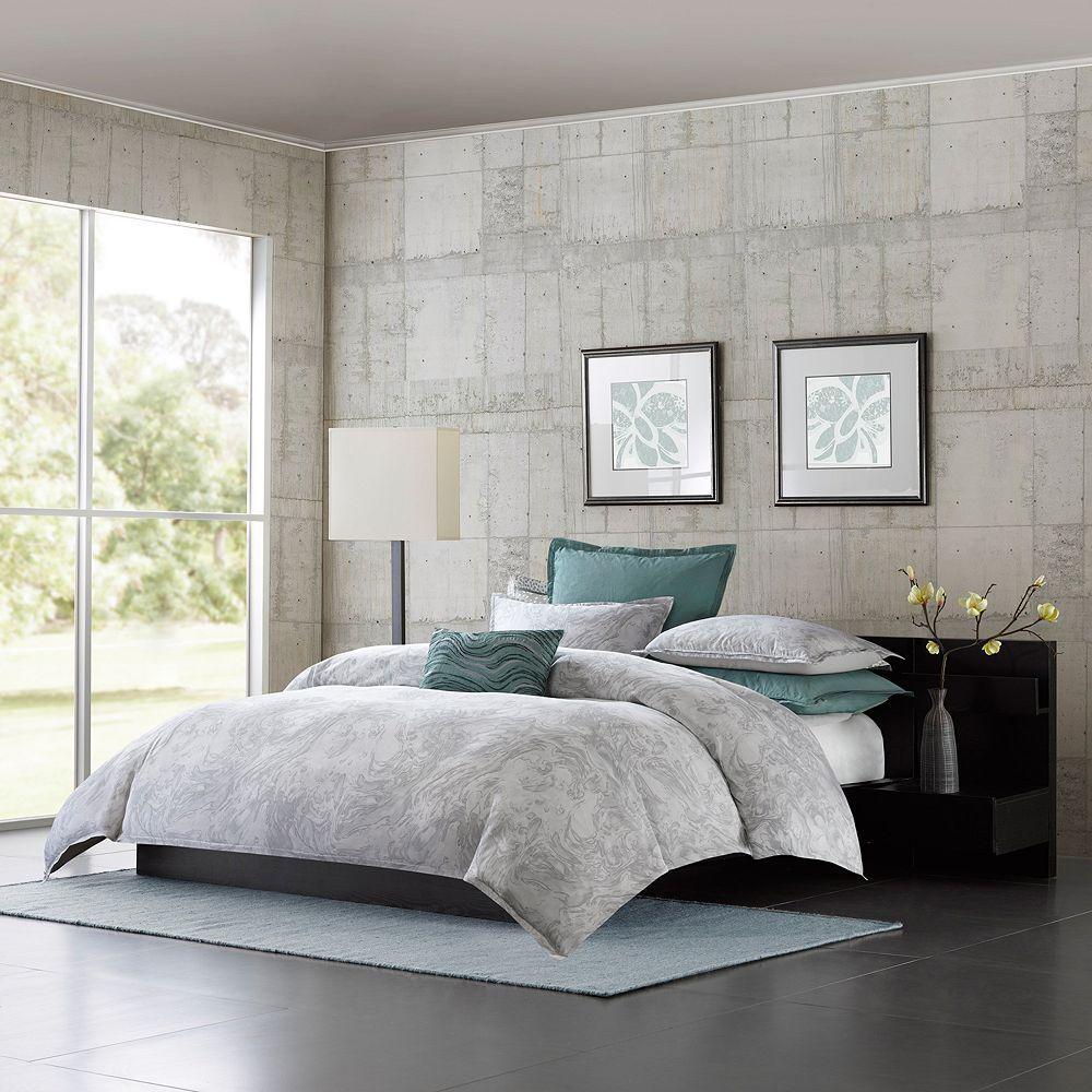 Metropolitan home marble comforter collection comforters