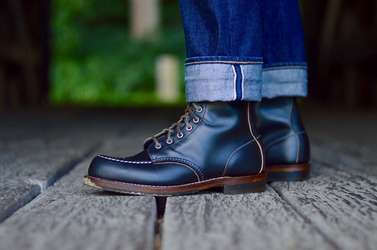 Red Wing - 2015 Huntsman Boot Black Klondike