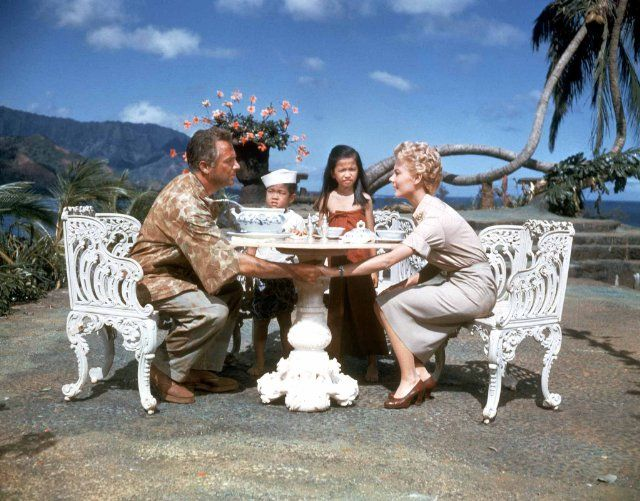 Pictures Photos From South Pacific 1958 South Pacific Movie South Pacific Musical Movies