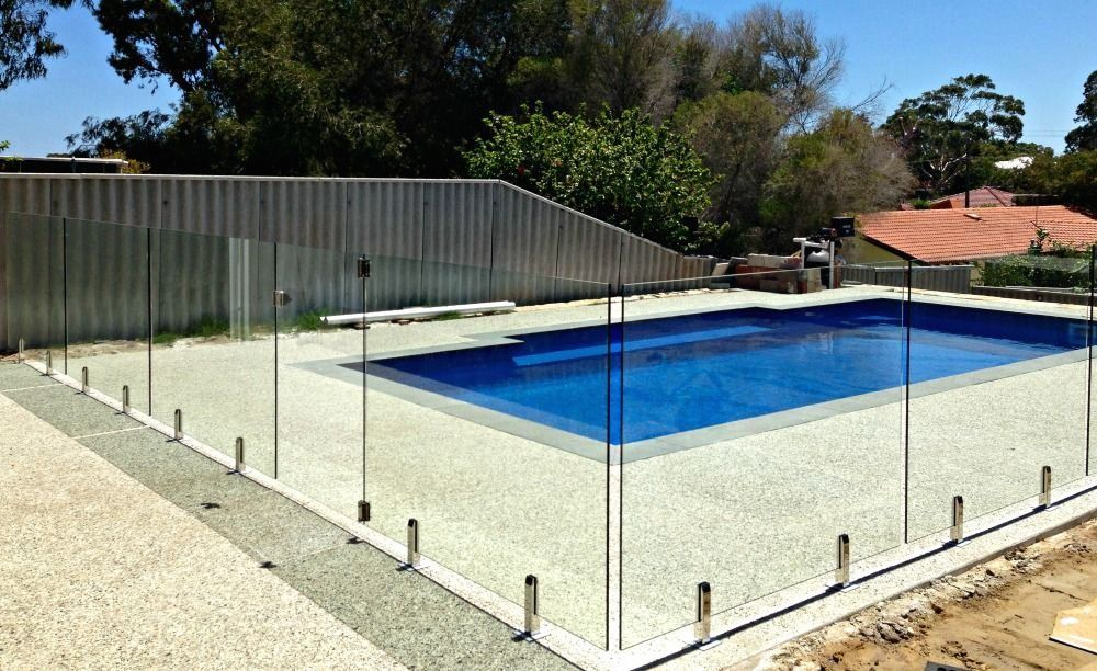 4 Things To Check While Choosing Fences For Glass Pool Fencing Modern Design Glass Pool Fencing Glass Pool Pool Fence