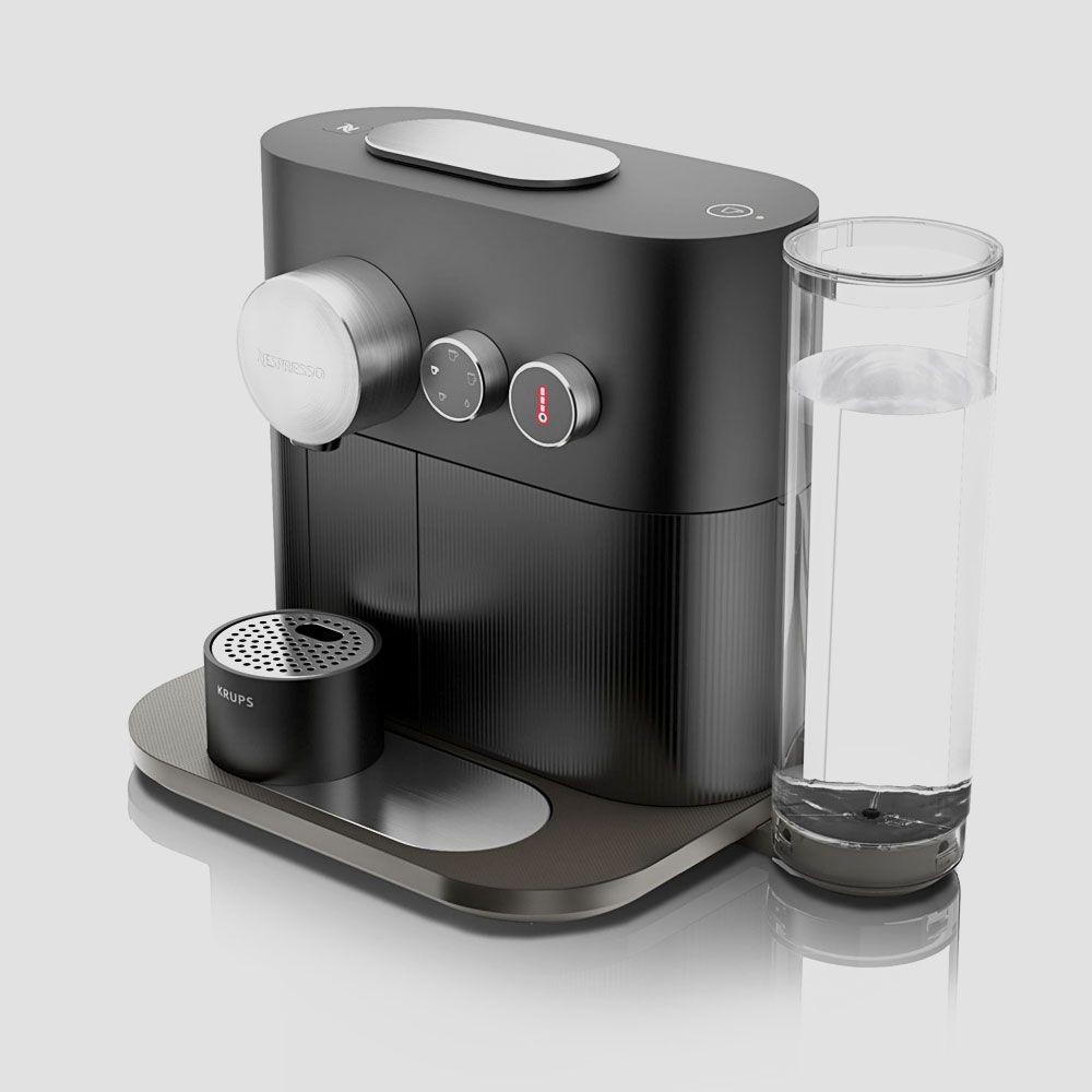 Hübsche Kapselstationen Nespresso Expert Maschinen von