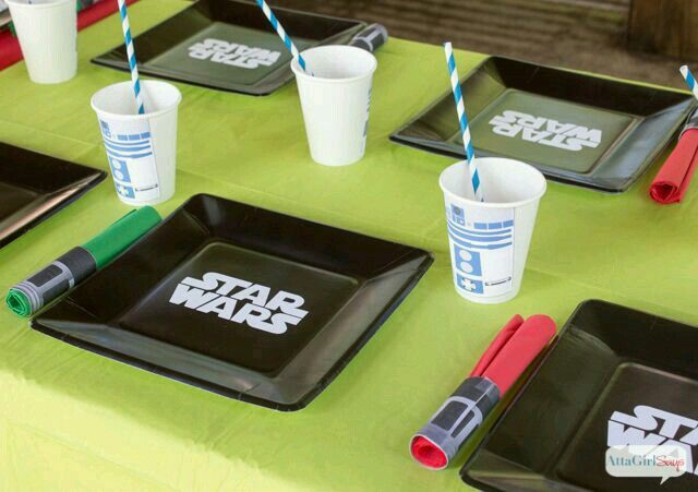Ideas star wars fiesta