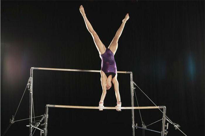 ginastica em barras paralelas assimétricas olympic games jogos
