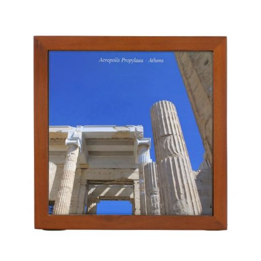 Acropolis Propylaea - Athens Pencil Holder