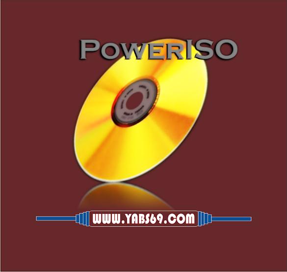 Cara Menginstal Software PowerISO dan Mount File ISO   Satuan