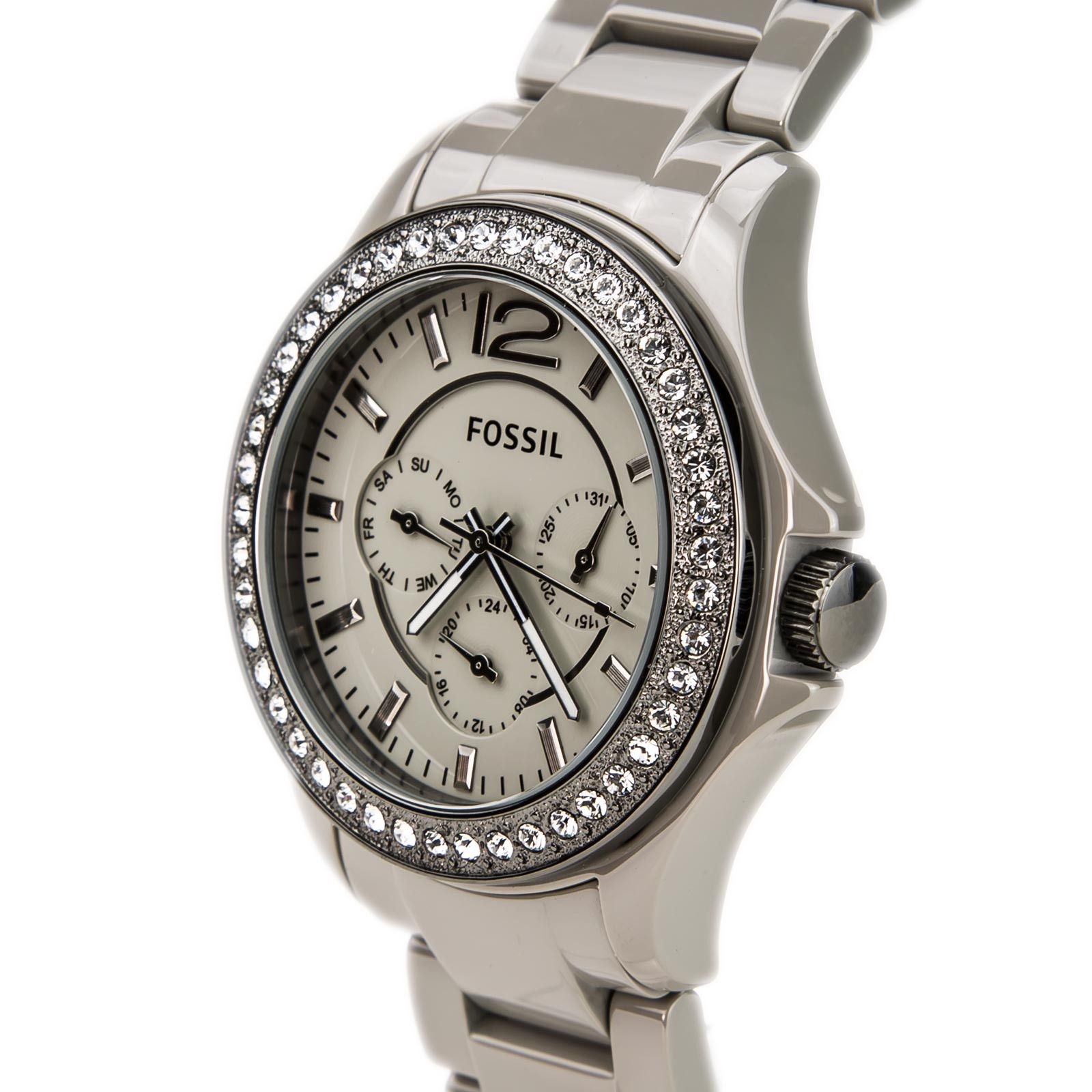 Fossil Riley Fossil Riley Ce1067 Ladies Watch Atozworld Invicta Watches
