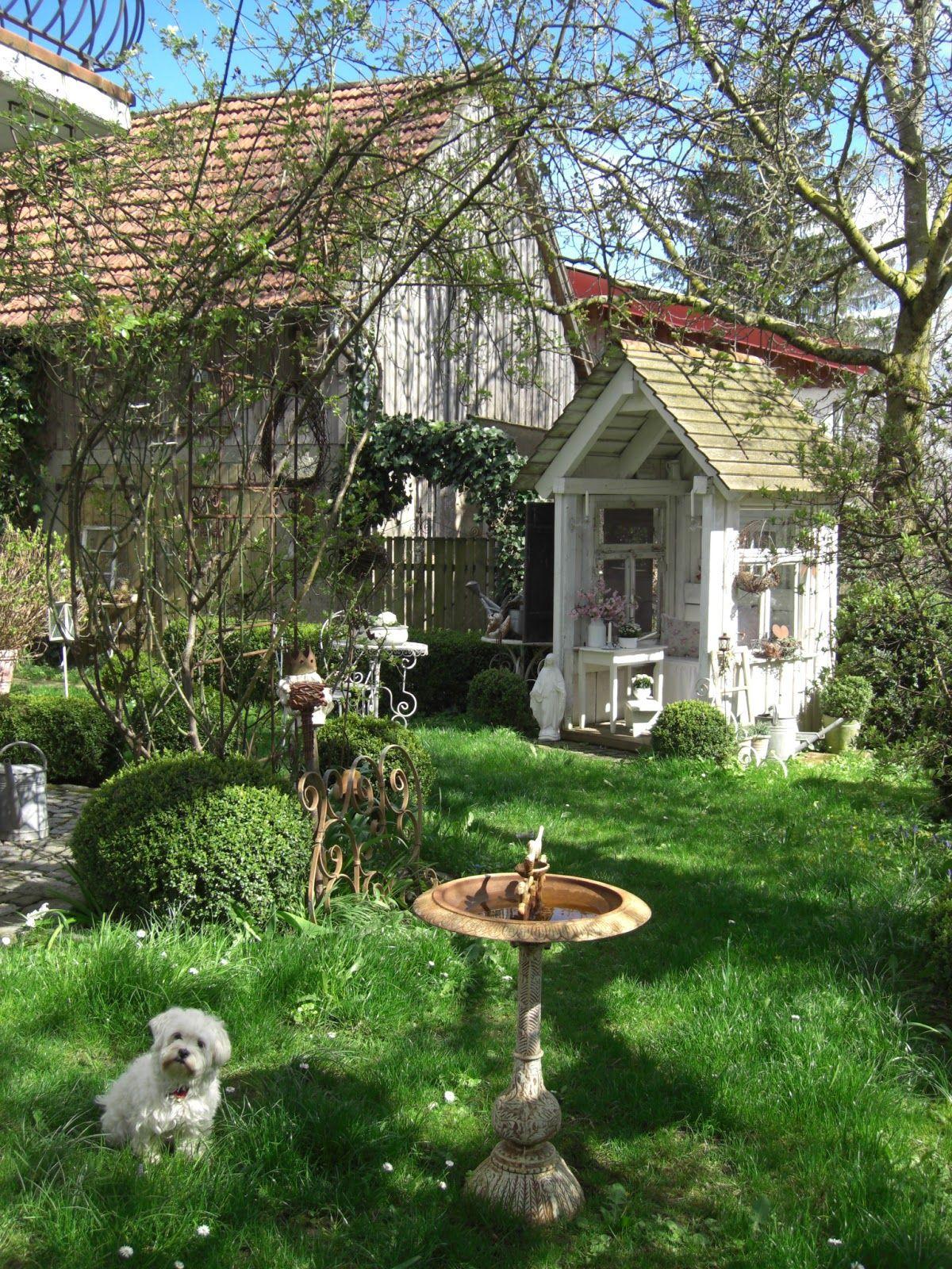 CottageGarden****** Garten ideen, Garten und Gartenecke