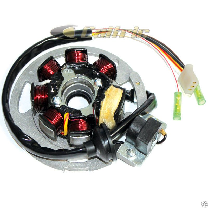 Stator For Polaris Atv Sportsman 90 2001 2002 2003 2004 2005 2006 Magneto Ebay Polaris Atv 50cc Eton