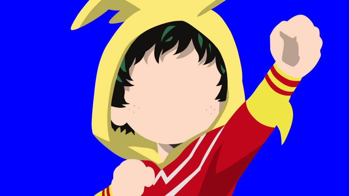 My Hero Academia Young Deku Onesie Anime Canvas Anime Background Anime Wallpaper