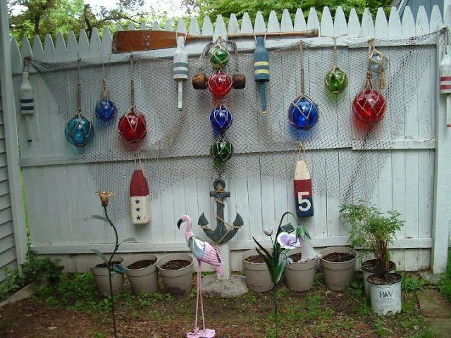 Nautical Home Decorating Ideas Nautical Outdoor Decor Nautical
