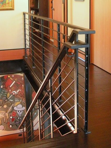 Best Modern Staircase Railing Detail Garden House Pinterest 400 x 300