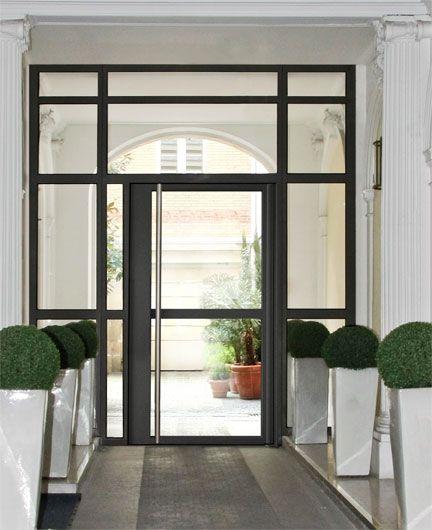 Pose Et Installation De Porte De Hall Dimmeuble MS Cage D - Porte placard coulissante jumelé avec serrurier paris dimanche