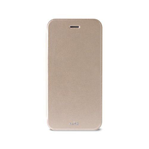 custodia iphone 6 silicone dorata