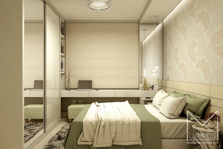 Miria Campos Arquitetura Design Maquete Eletronica 3d