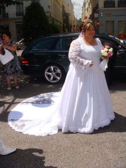 robe de mari e grande taille robes de mari e et articles de mariage d 39 occasion pinterest